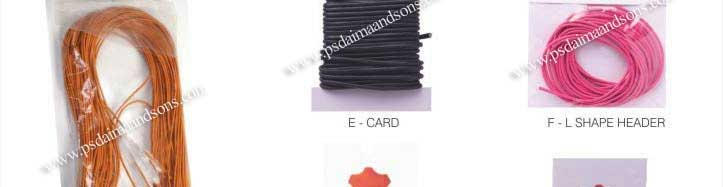 Pakaging Material for Leather Cords